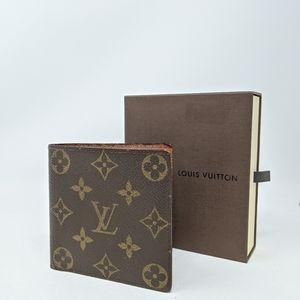Louis Vuitton Monogram wallet  Marco Bifold